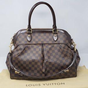 100% Auth Louis Vuitton Trevi GM Tote Bag